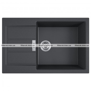 Кухонная мойка Franke Sirius 2.0 S2D 611-78 XL (143.0621.335) черный