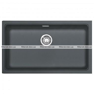 Кухонная мойка Franke KUBUS KBG 110-70 (125.0499.008) графит