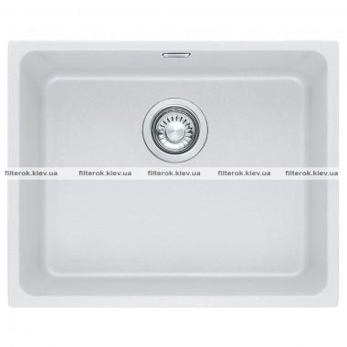 Кухонная мойка Franke Kubus KBG 110-50 (125.0459.028) белый