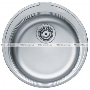 Кухонная мойка Franke Ronda ROL 610-41 (101.0255.788) декор
