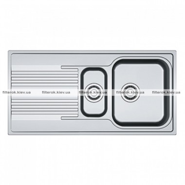 Кухонная мойка Franke Smart SRL 651 (101.0368.326) декор