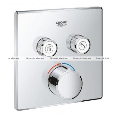 Grohe SmartControl Смеситель скрытого монтажа с двумя кнопками управления (29148000)