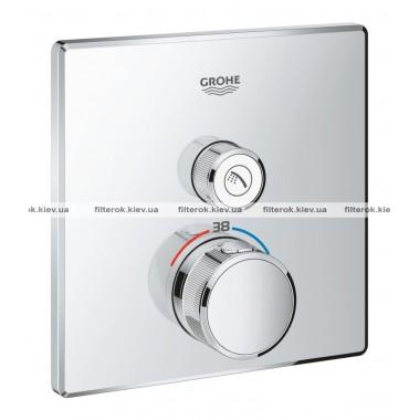 Grohe Grohtherm SmartControl Термостат скрытого монтажа с одной кнопкой управления (29123000)