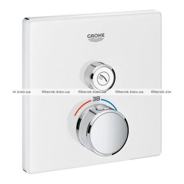Grohe Grohtherm SmartControl Термостат скрытого монтажа с одной кнопкой управления (29153LS0)