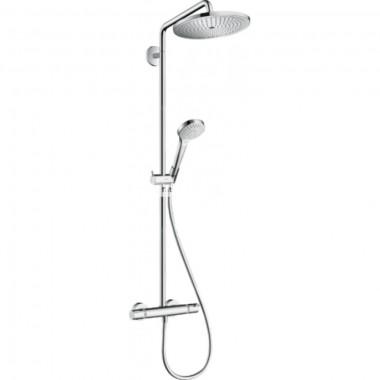 Душевая система hansgrohe Croma Select S Showerpipe 280 26790000