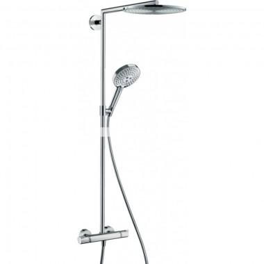 Душевая система hansgrohe Raindance Select S 300 Showerpipe с термостатом 27114000