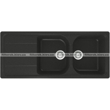 Кухонная мойка SCHOCK Formhaus D200 Onyx-10