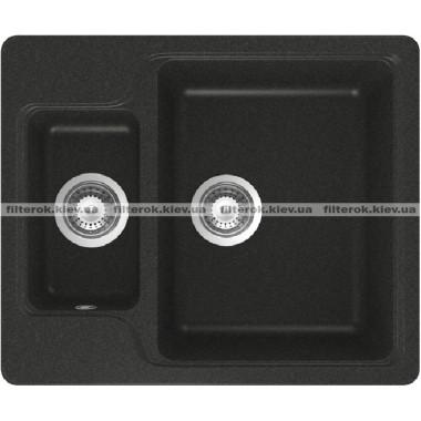 Кухонная мойка SCHOCK Manhattan N150 Onyx-10