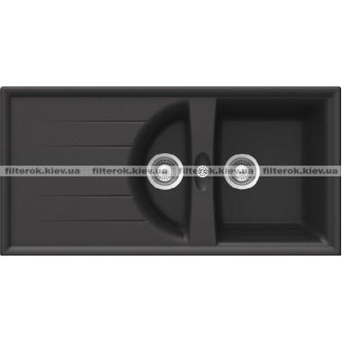 Кухонная мойка SCHOCK Genius D150 Lava-40