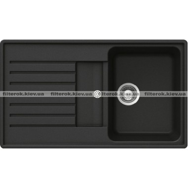 Кухонная мойка SCHOCK ART D100 Onyx-10
