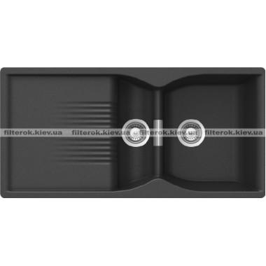 Кухонная мойка SCHOCK Campus D150 Onyx-10