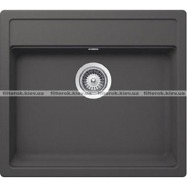 Кухонная мойка SCHOCK Nemo N100 Basalt-41