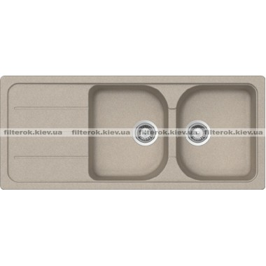 Кухонная мойка SCHOCK Formhaus D200 Sabbia-58