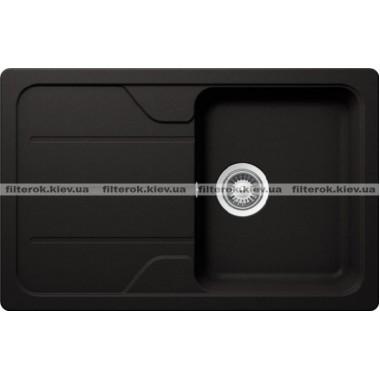 Кухонная мойка SCHOCK Formhaus D100S Nero-13