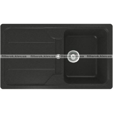 Кухонная мойка SCHOCK Formhaus D100 Onyx-10