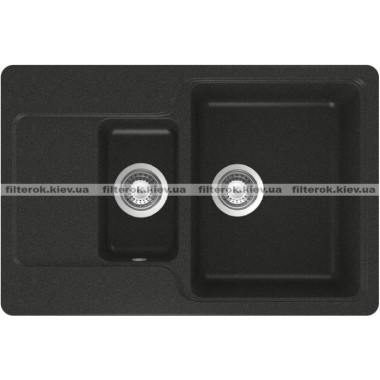 Кухонная мойка SCHOCK Manhattan D150 S Onyx-10