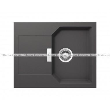 Кухонная мойка Schock MANHATTAN D100 XS Basalt (22034041)