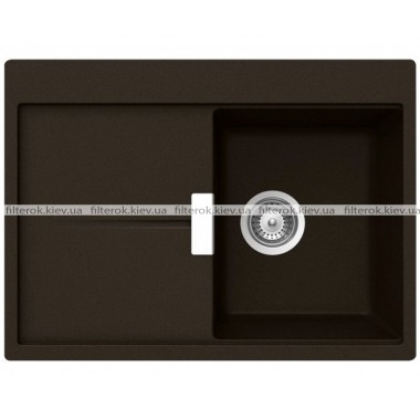 Кухонная мойка Schock HORIZONT D100 S Chocolate (52034086)
