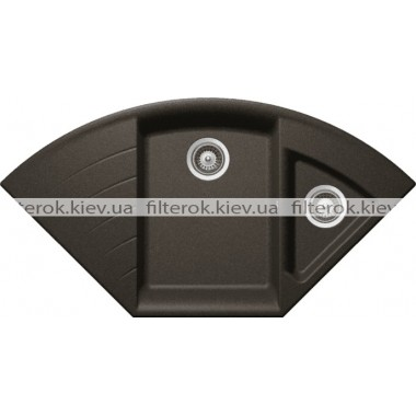 Кухонная мойка Schock LOTUS C150 Carbonium (54129090)