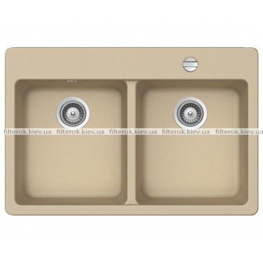 Кухонная мойка Schock MADISON N200 Moonstone (21109022)