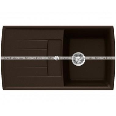 Кухонная мойка Schock LOTUS D100 Chocolate (54145086)