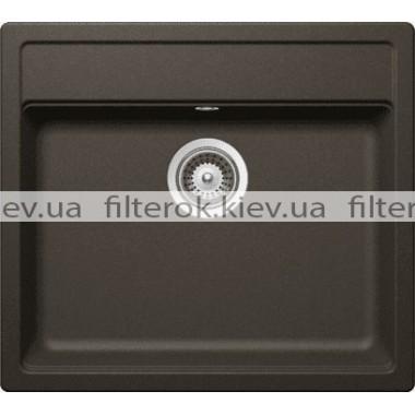 Кухонная мойка Schock MONO N100 L Carbonium (53166090)