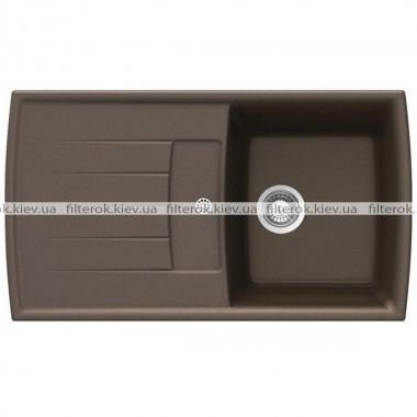 Кухонная мойка Schock LOTUS D100 Bronze (54145087)