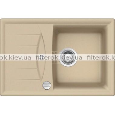 Кухонная мойка Schock GENIUS D100 S Moonstone (18034522)