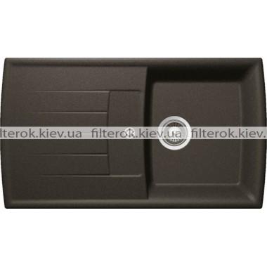 Кухонная мойка Schock LOTUS D100 Carbonium (54145090)