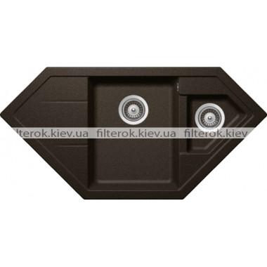Кухонная мойка Schock SIGNUS C150 Bronze (50129087)
