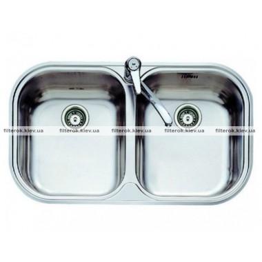 Кухонная мойка Teka STYLO 2B (11107025) нержавеющая сталь