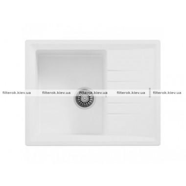 Кухонная мойка Teka STONE 45 S-TG 1B 1D (115330047) белый