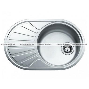 Кухонная мойка Teka DR 77 1B 1D (40127303) нержавеющая сталь