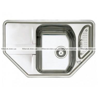 Кухонная мойка Teka STENA 45 E (11131022) нержавеющая сталь