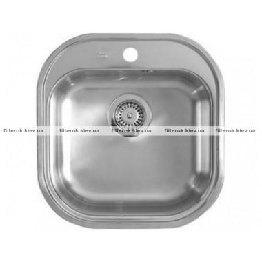 Кухонная мойка Teka STYLO 1B (10107026) нержавеющая сталь