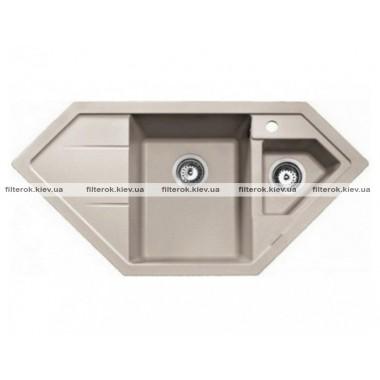 Кухонная мойка Teka ASTRAL 80 Е-TG (40143561) песочный