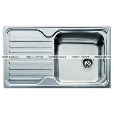 Кухонная мойка Teka CLASSIC 1B 1D (10119057) нержавеющая сталь
