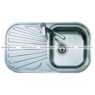 Кухонная мойка Teka STYLO 1B 1D (10107021) нержавеющая сталь