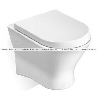 Керамический унитаз без сиденья ROCA NEXO A346640000