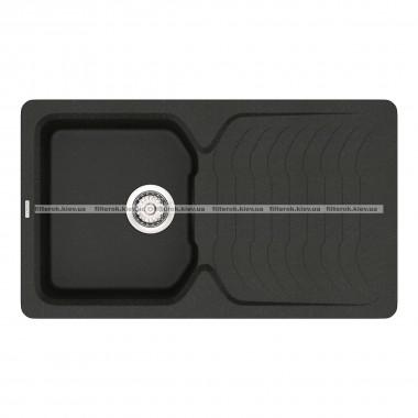 Кухонная мойка VANKOR Sigma SMP 02.85 Black