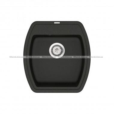 Кухонная мойка VANKOR Norton NMP 01.48 Black