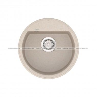 Кухонная мойка VANKOR Easy EMR 01.45 Beige