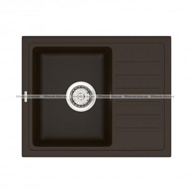 Кухонная мойка VANKOR Lira LMP 02.55 Chocolate