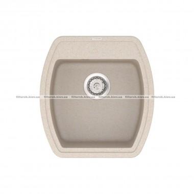 Кухонная мойка VANKOR Norton NMP 01.48 Beige
