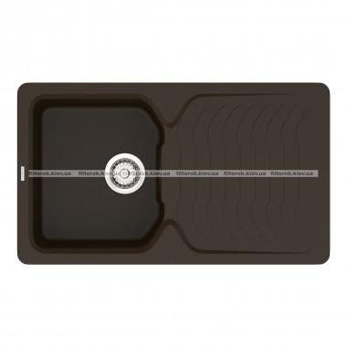 Кухонная мойка VANKOR Sigma SMP 02.85 Chocolate