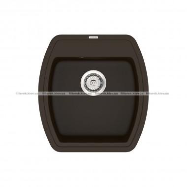 Кухонная мойка VANKOR Norton NMP 01.48 Chocolate