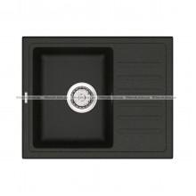 Кухонная мойка VANKOR Lira LMP 02.55 Black