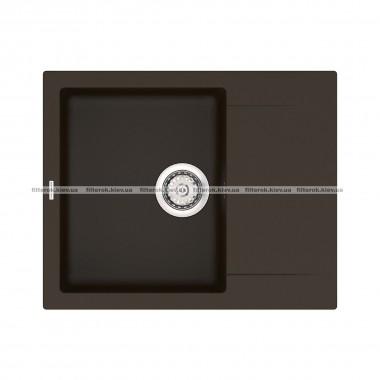 Кухонная мойка VANKOR Orman OMP 02.61 Chocolate