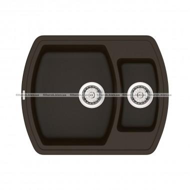 Кухонная мойка VANKOR Norton NMP 03.63 Chocolate