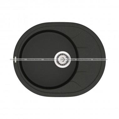 Кухонная мойка VANKOR Sity SMO 02.61 Black